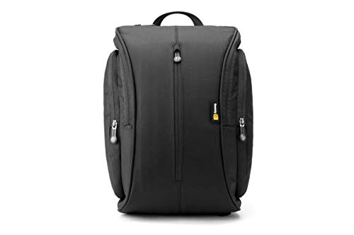 Booq BSQ-GFT. Boa Squeeze Graphite. Mochila para MacBook Pro / Air / Retina 13-15'' y PC 13-15''. Ultracompacta. Negro.