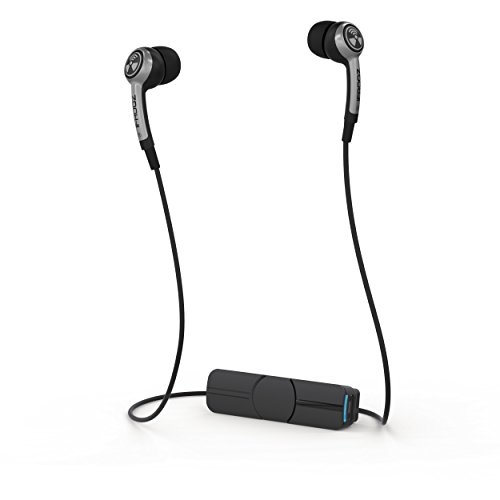 iFrogz IFPLGW-SV0 - Auriculares inalámbricos, Color Plata
