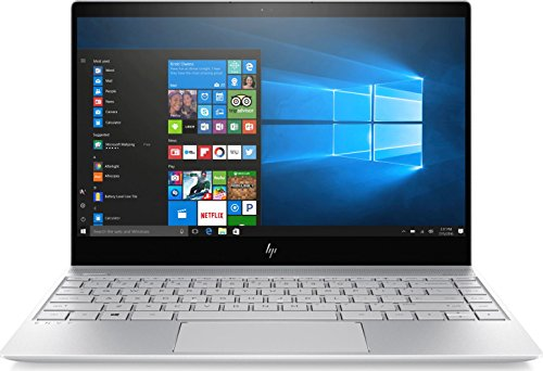 HP Envy 13-ad110ns - Ordenador portátil de 13.3' WLED FullHD (Intel Core i5-8250U, 8 GB RAM, 128 GB SSD, Intel HD Graphics 620, Windows 10); Plata - Teclado QWERTY Español