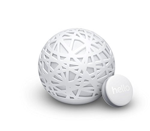 Sense with Sleep Pill - Sound Machine, Sleep Monitor, and Smart Alarm (Cotton)
