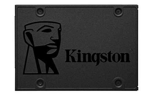 Kingston A400 SSD SA400S37/480G - Disco duro slido interno 2.5' SATA 480GB