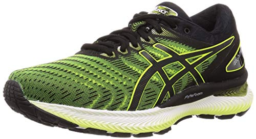 Asics Gel-Nimbus 22, Zapatillas de Running para Hombre, Amarillo (SafetyYellow/Black 751), 40 EU
