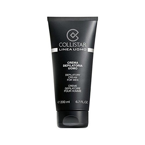Collistar Uomo Men - Crema depilatoria, 200 ml