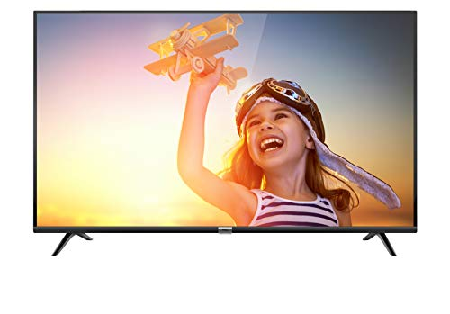 TCL 65DP600 - Televisor de 65' FHD (Smart TV con UHD 4K, HDR, Dolby Audio, Dolby Digital Plus, T-Cast y sintonizador Triple) Color Negro