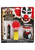 Fun World Killer Clown Makeup Kit Standard