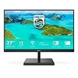 Philips Monitor 275E1S/00-27' QHD, 75Hz, IPS, FreeSync (2560x 1440, D-Sub, HDMI, Displayport 1x1.2)