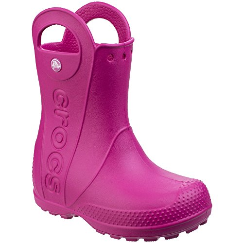 Crocs Handle It Rain Boot, Botas de Agua Unisex Niños