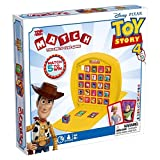 Top Trumps Match Toy Story 4 Juego de Mesa, color multiple, talla única (Winning Moves 033428)