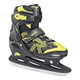 Roces Jokey Ice 3.0 Boy Patines de Hielo, Niños, Black Lie, 30-33