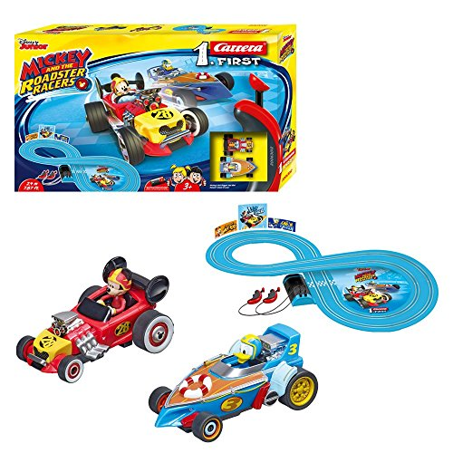 Mickey Mouse - Mickey and The Roadster Racers (Carrera 20063012)